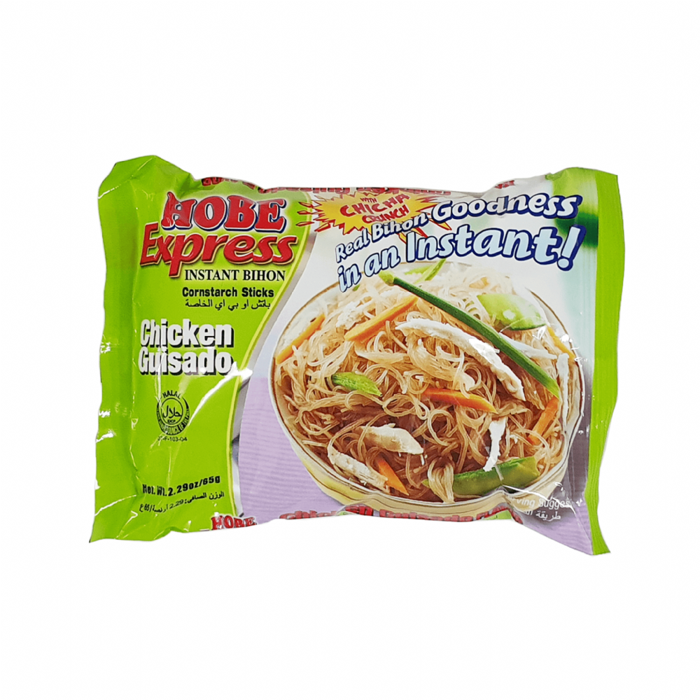 Hobe Express Chicken Guisado 65g